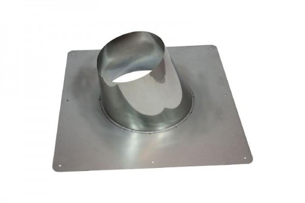 Dachdurchführung DN 150/200 5°- 25° Dachneigung Holetherm